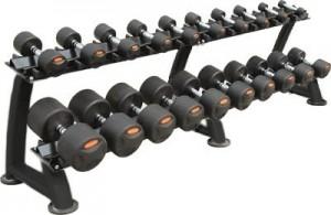 Peak Fitness Håndvægte - 12-30 kg